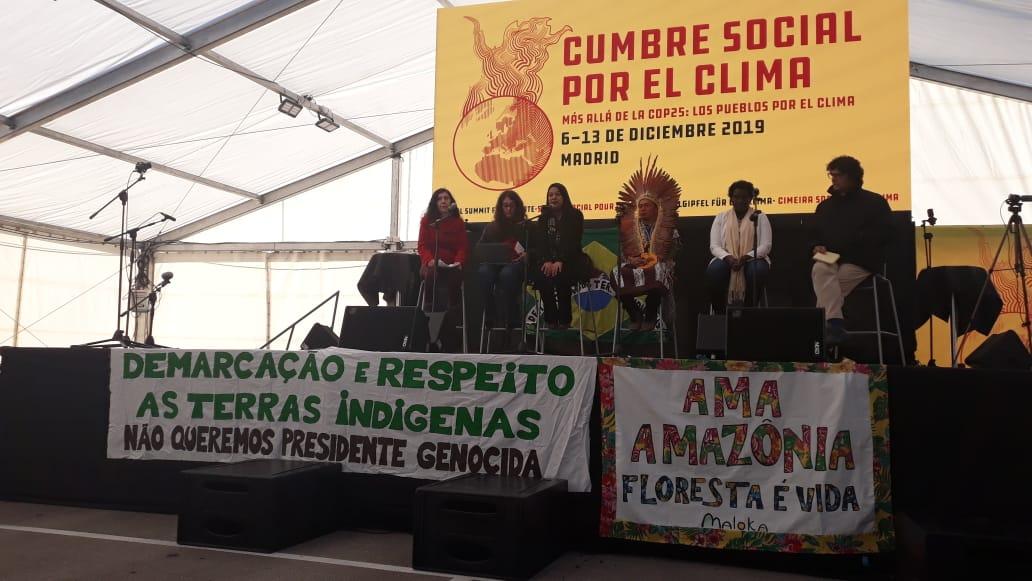 2. Atividade sobre Amazônia - Cúpula Social pelo clima
